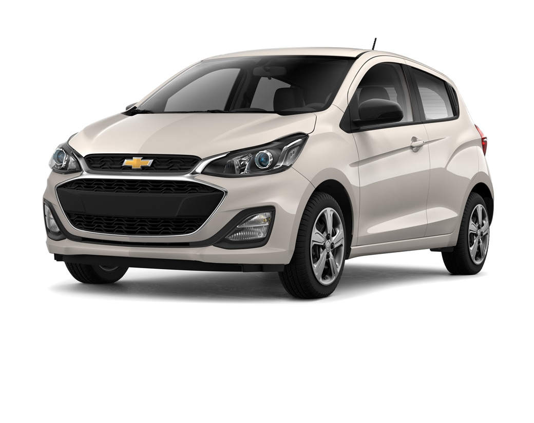 2019 Chevrolet Spark Hatchback Toasted Marshmallow Metallic